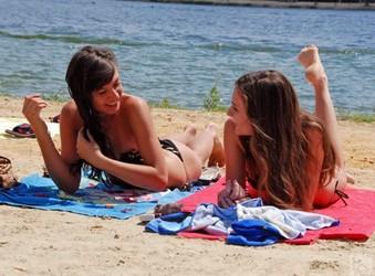 Женщины москвы на пляже фото фото 76-488