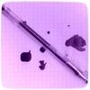 Как удалить с бумаги чернила и записи ручкой? 28038